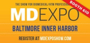 MD EXPO MEDIGATE BOOTH 610