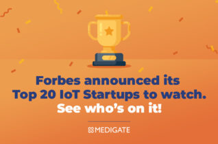 Medigate named Forbes Top 20 IoT Startups to watch in 2020