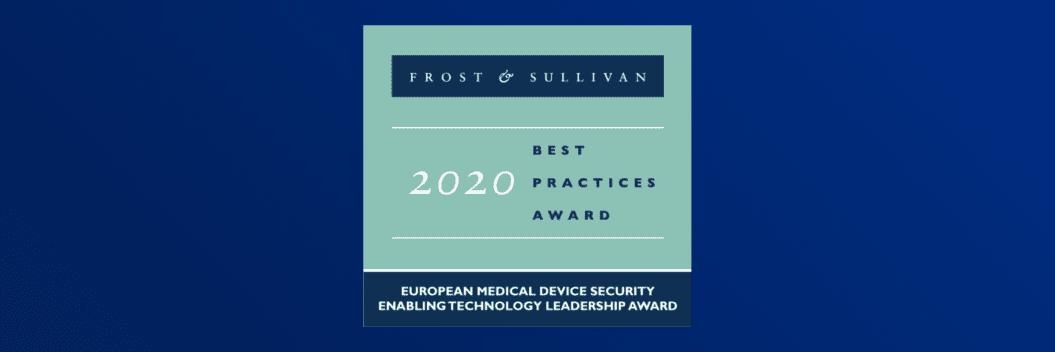 "Frost & Sullivan Recognizes Medigate as the ""Enabling Technology Leader in the Medical Device Security Industry"""